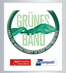 GrünesBand Award
